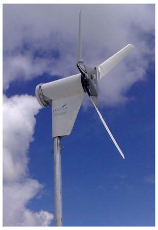 Second Hand Wind Turbines